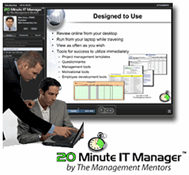 20 Minute IT Manager (1/6)
