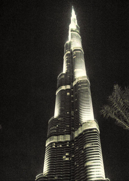 Burj Hotel, , , world's tallest building
