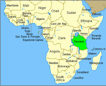 My First Trip To Dar Es Salaam Tanzania ITLever - Where is tanzania located
