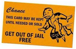 Get Out Of Jail Free Card Template 50513 | LOADTVE