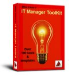 Over 100 IT manager tools and templates