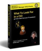 What To Look For in a CIO