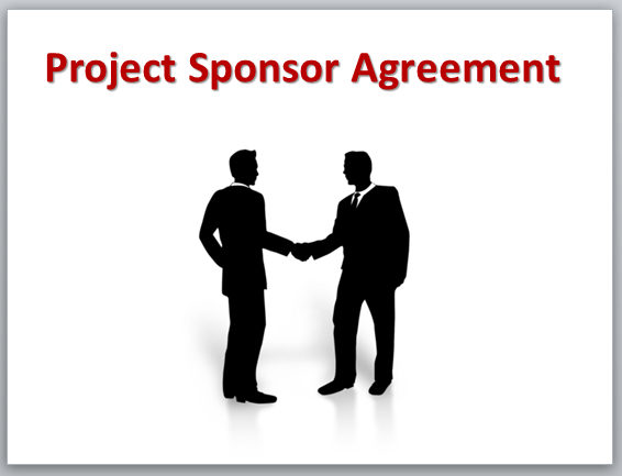 project sponsor This article explains concisely how project sponsorship relates to and differs from project management, and also defines and gives examples of typical.