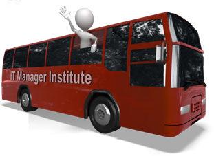 IT Manager Institute bus
