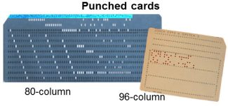 storage_punched cards