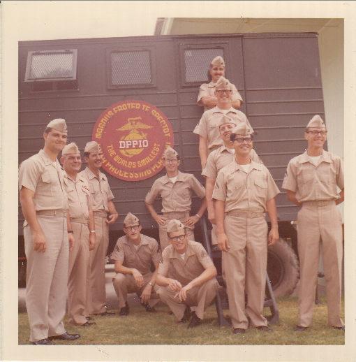 USMC DPP 10 Kaneohe, Hawaii