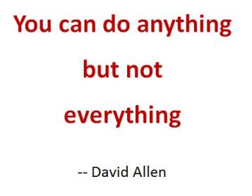 Do anything quote